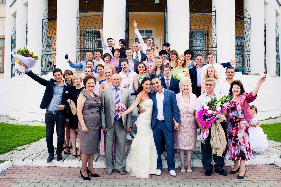 считается одним общие свадебные фото идеале вход